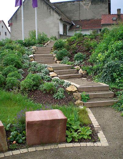 Gartenmobel Outlet Niederlande : Gartendenkmal projekte erneuerung der auenanlagen an ev kirche in